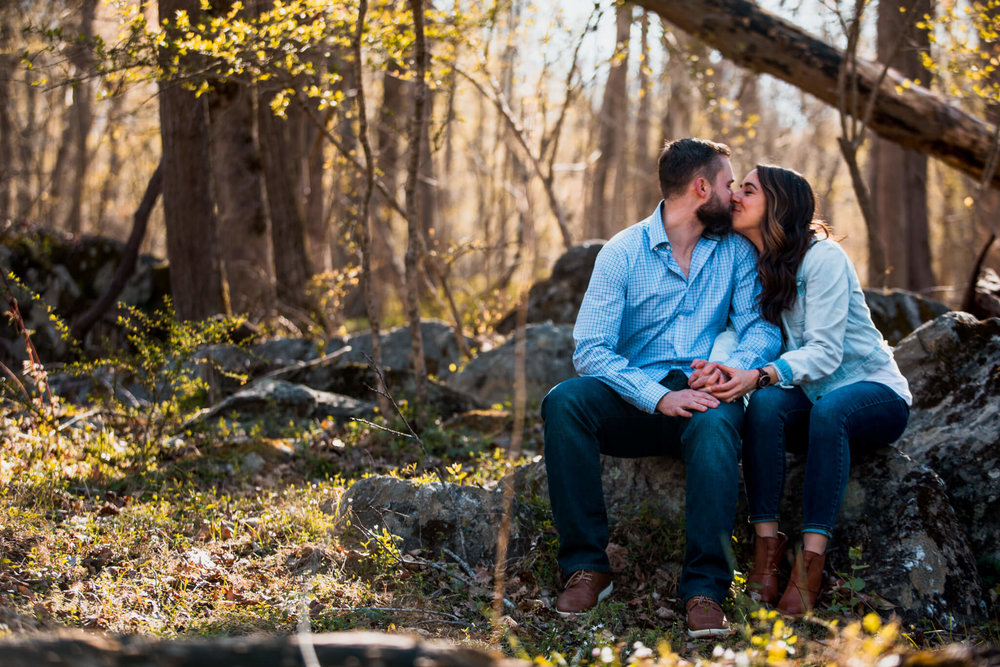 Lisa Jonathan Great Falls Park Virginia Engagement-071.jpg
