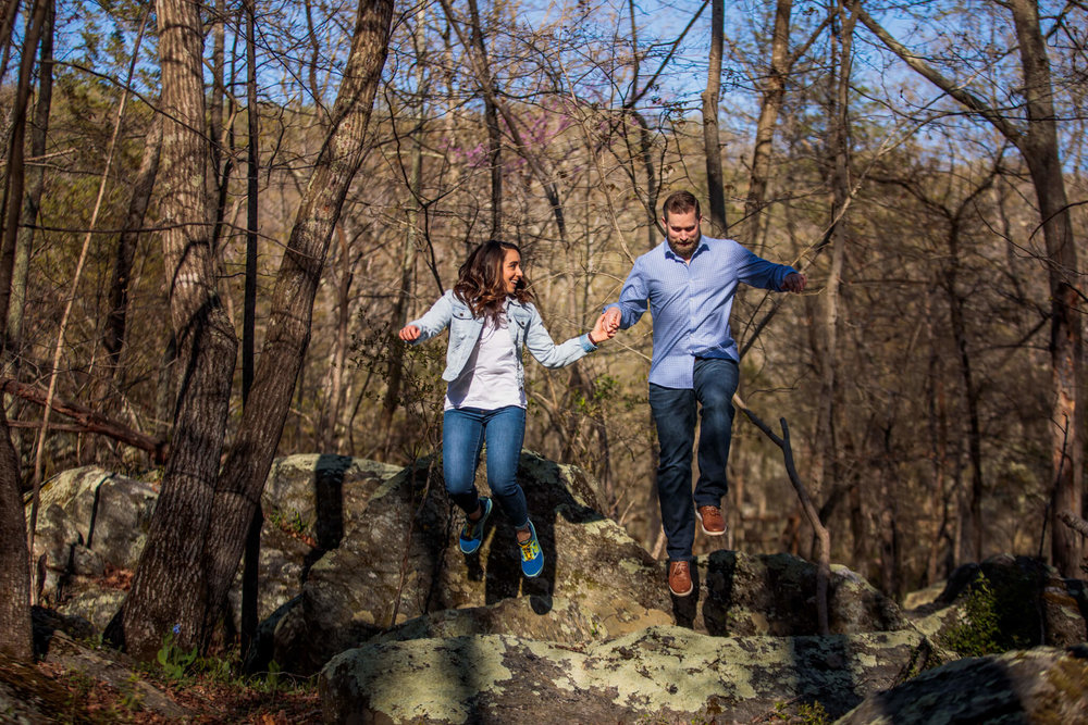 Lisa Jonathan Great Falls Park Virginia Engagement-095.jpg