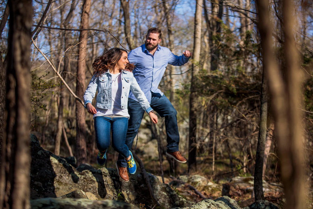 Lisa Jonathan Great Falls Park Virginia Engagement-097.jpg