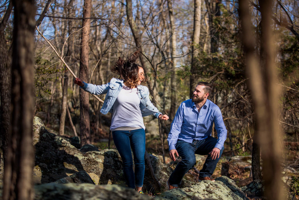 Lisa Jonathan Great Falls Park Virginia Engagement-099.jpg