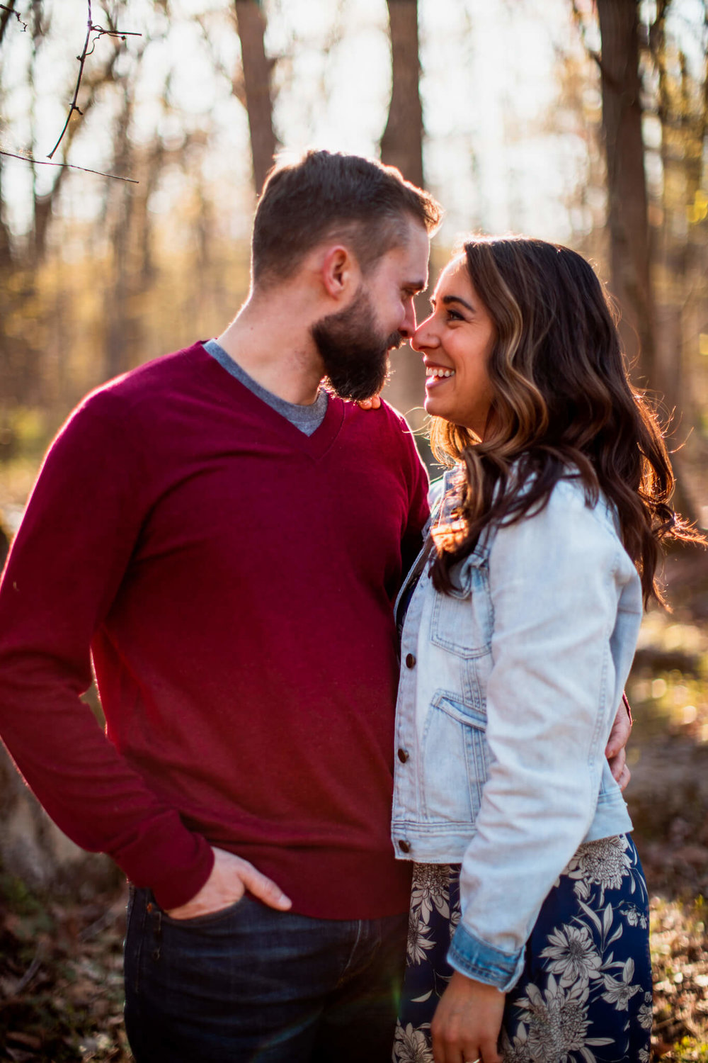 Lisa Jonathan Great Falls Park Virginia Engagement-189.jpg