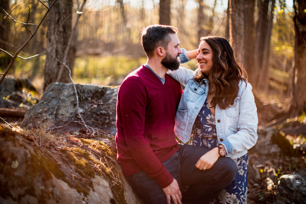 Lisa Jonathan Great Falls Park Virginia Engagement-205.jpg