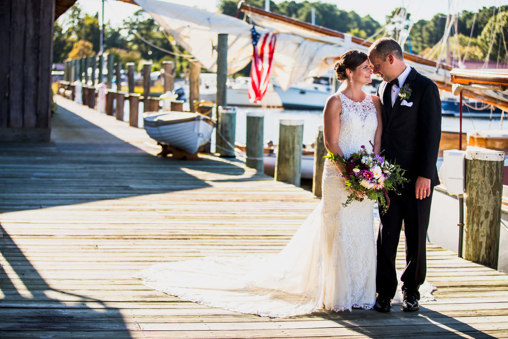 kate Matthew Chesapeake Maritime Museum MD Wedding-17.jpg