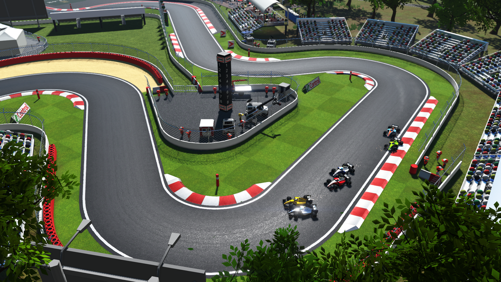 TAKE A LOOK AT THE FEATURE LIST TO LEARN WHAT APEX RACING LEAGUE WILL BE ALL ABOUT