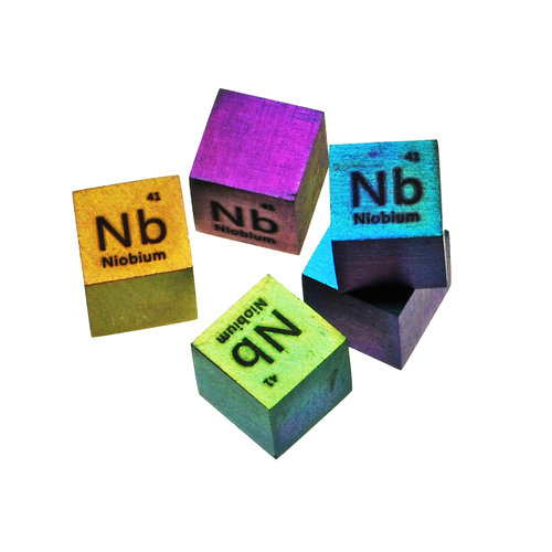 About Niobium >> Details About Niobium Metal 10mm Density Cube 99 95 Pure For Element Collection Usa Shipping