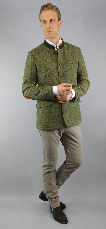 Kajetan-I Shetland Tweed grassgrün.jpg