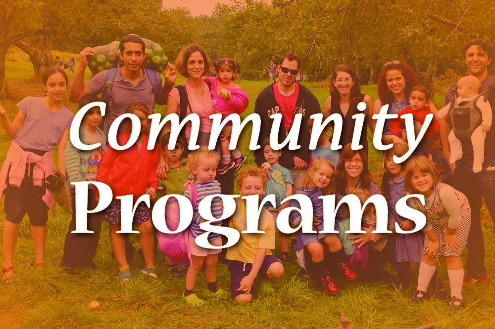 Chabad Roosevelt Island Community Programs