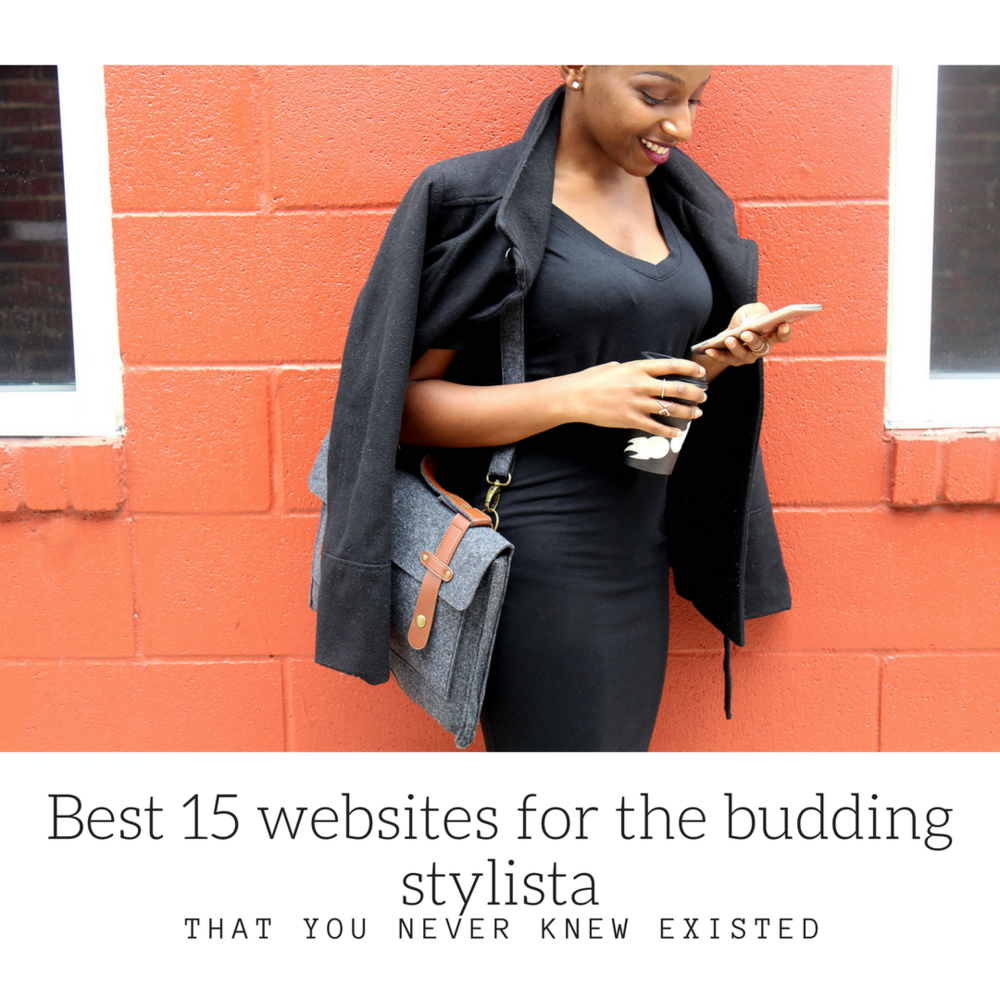 Best Stylista websites
