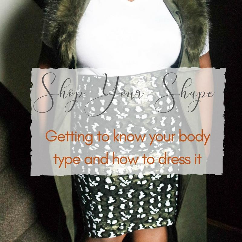 Shop Your Shape: Getting to Know Your Body Type and How To Dress It
