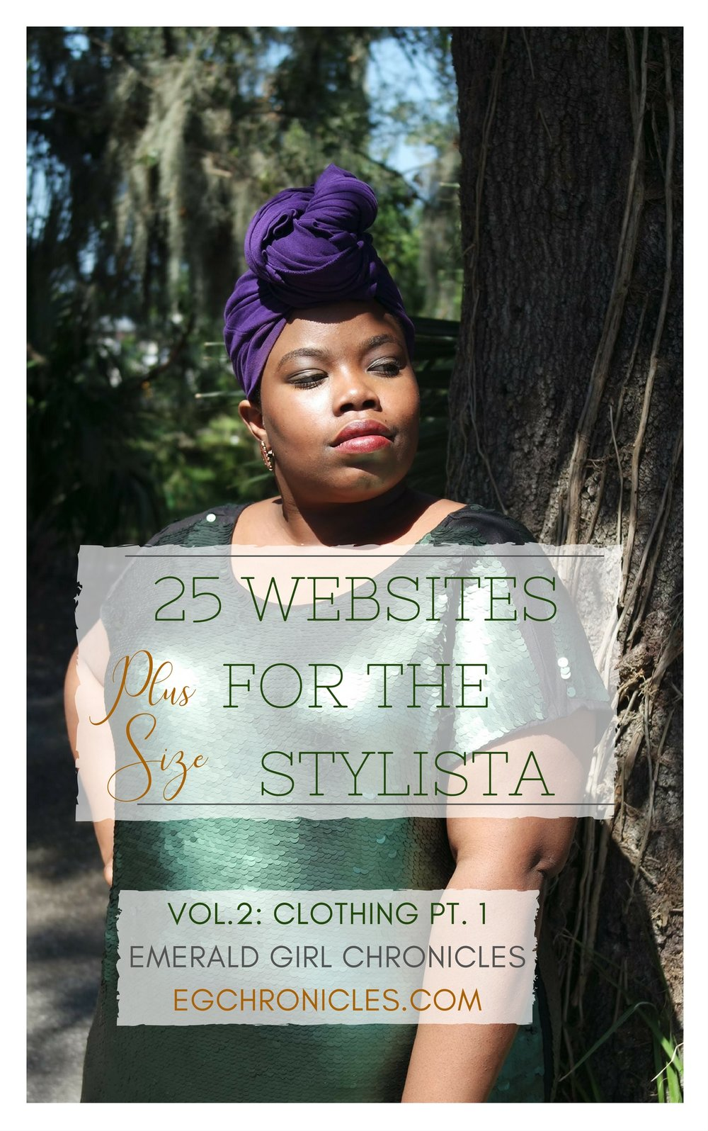 25 Plus Size Websites Vol.2 : Clothing Pt.1