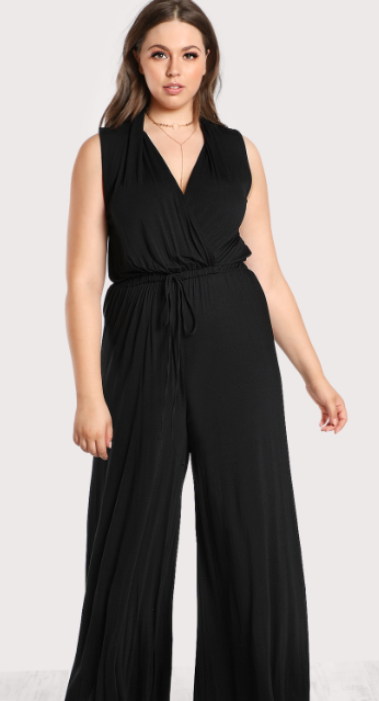 Losse Jumpsuit