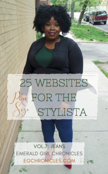 25 Plus Size Websites Vol.7 : Jeans