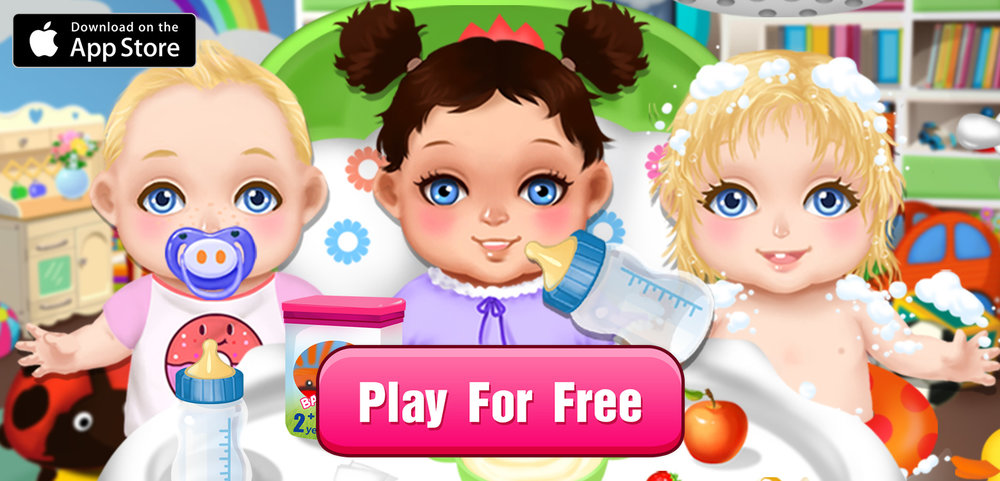 Baby Care & Play - Adventure Game  Can you be the best babysitter on the block? Try Baby Care & Play – Kids Adventure Game today to see if you have what it takes to keep a baby happy all day.
