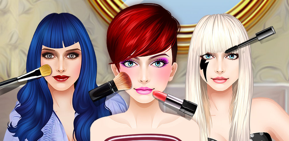Star Girl Salon 2  Celebrity glitz and glamor is what the fashion industry loves. Star Girl Salon 2 gives you your very own celebrity beauty salon so you can give red carpet models an amazing makeover!