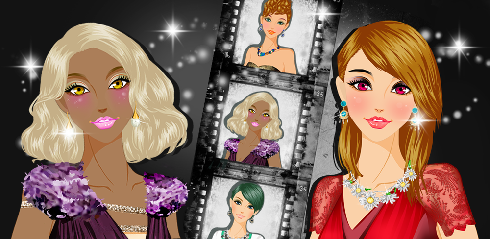 Celebrity Day Spa! - girls games  Start off with a relaxing spa treatment, followed by a professional makeup session, and lastly pick out a stunning dress and matching jewelry to leave the red carpet breathless!