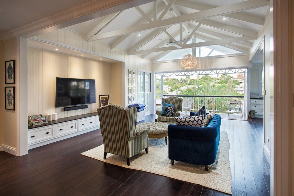 Queenslander - Hampton renovation, — Brisbane Architects ...