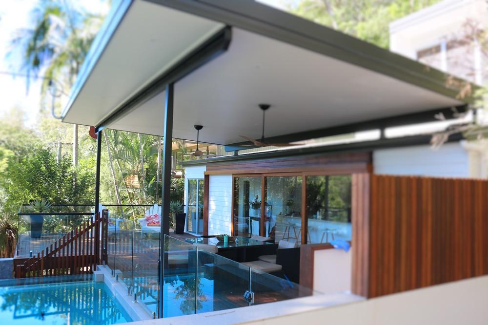 indoor_outdoor living brisbane, The Gap House renovation