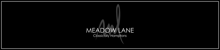 VISIT MEADOW LANE STORE FOR ONLINE HAMPTON PRODUCTS FOR YOUR HOUSE.