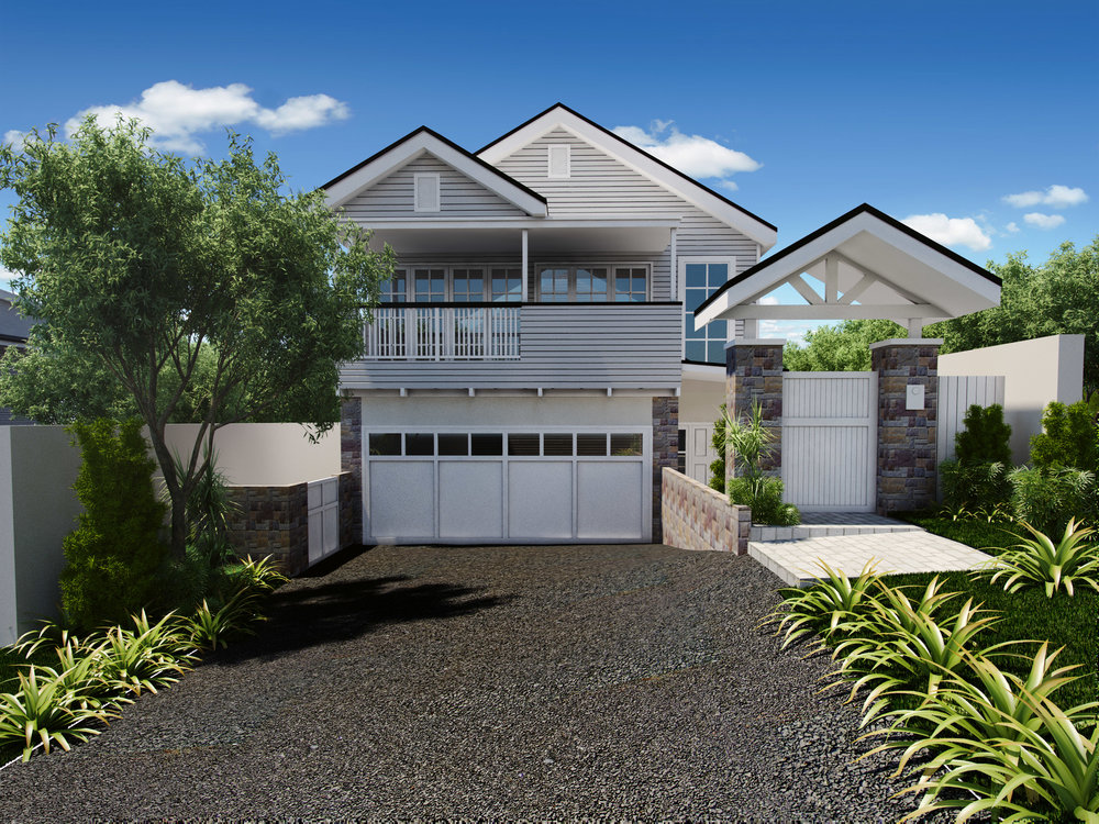 Brisbane hampton style specialists australia baastudio for Hampton style homes