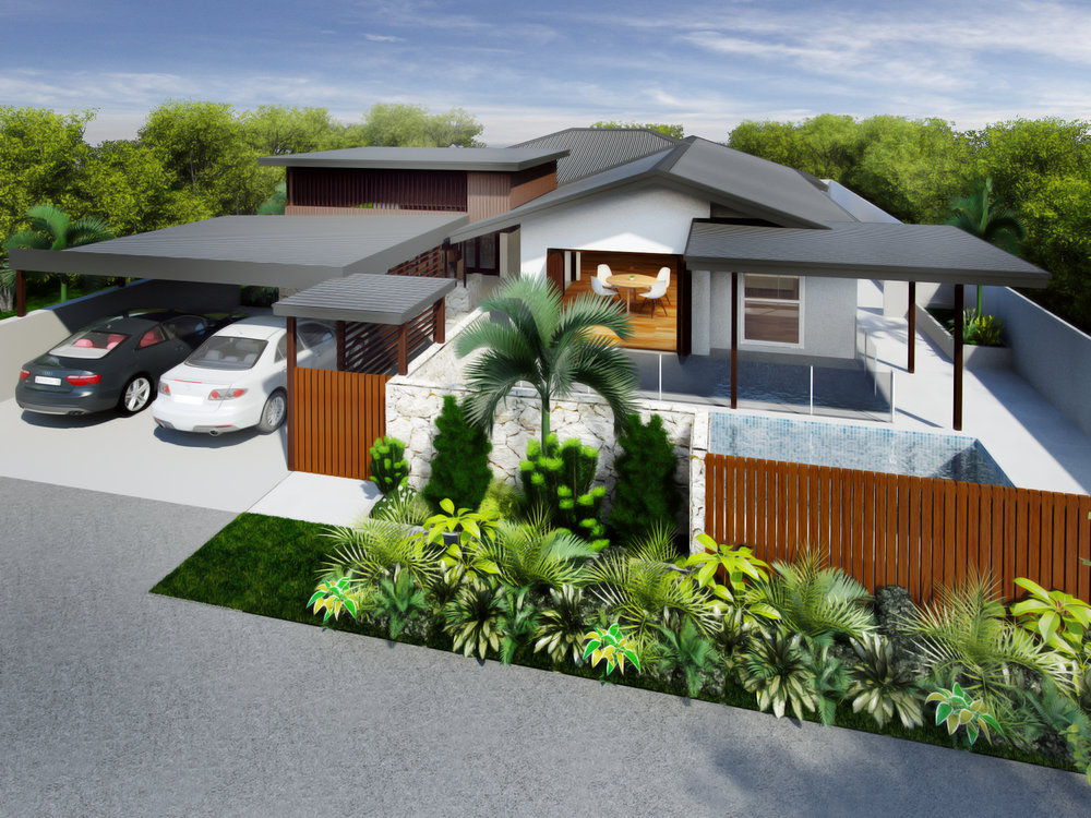 WYNNUM WEST HOUSE EXTENSION
