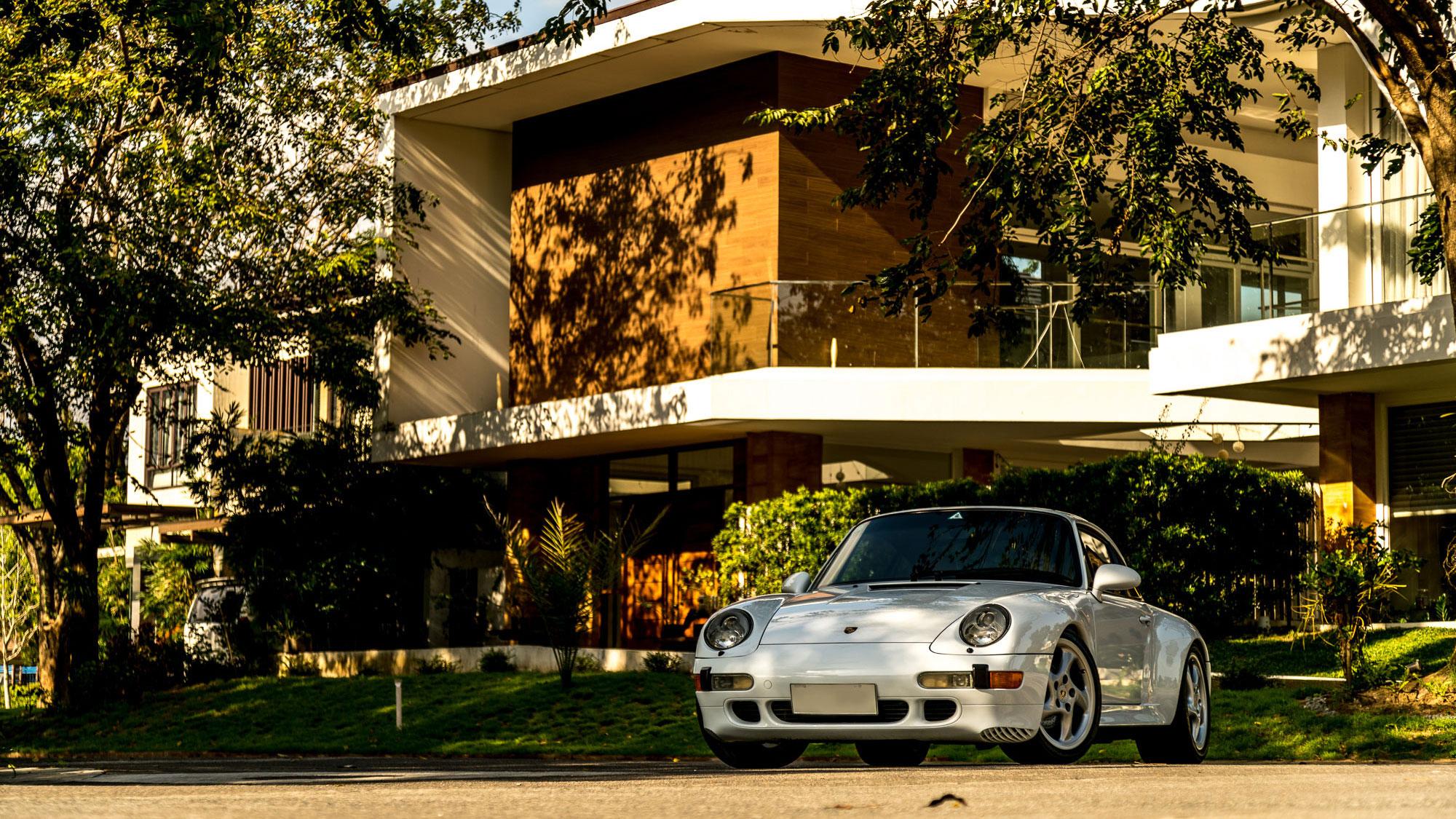 Jan 14 2017 Barn Finds Porsche 993 Carrera S 911 Stefano Marcelo PGA Cars
