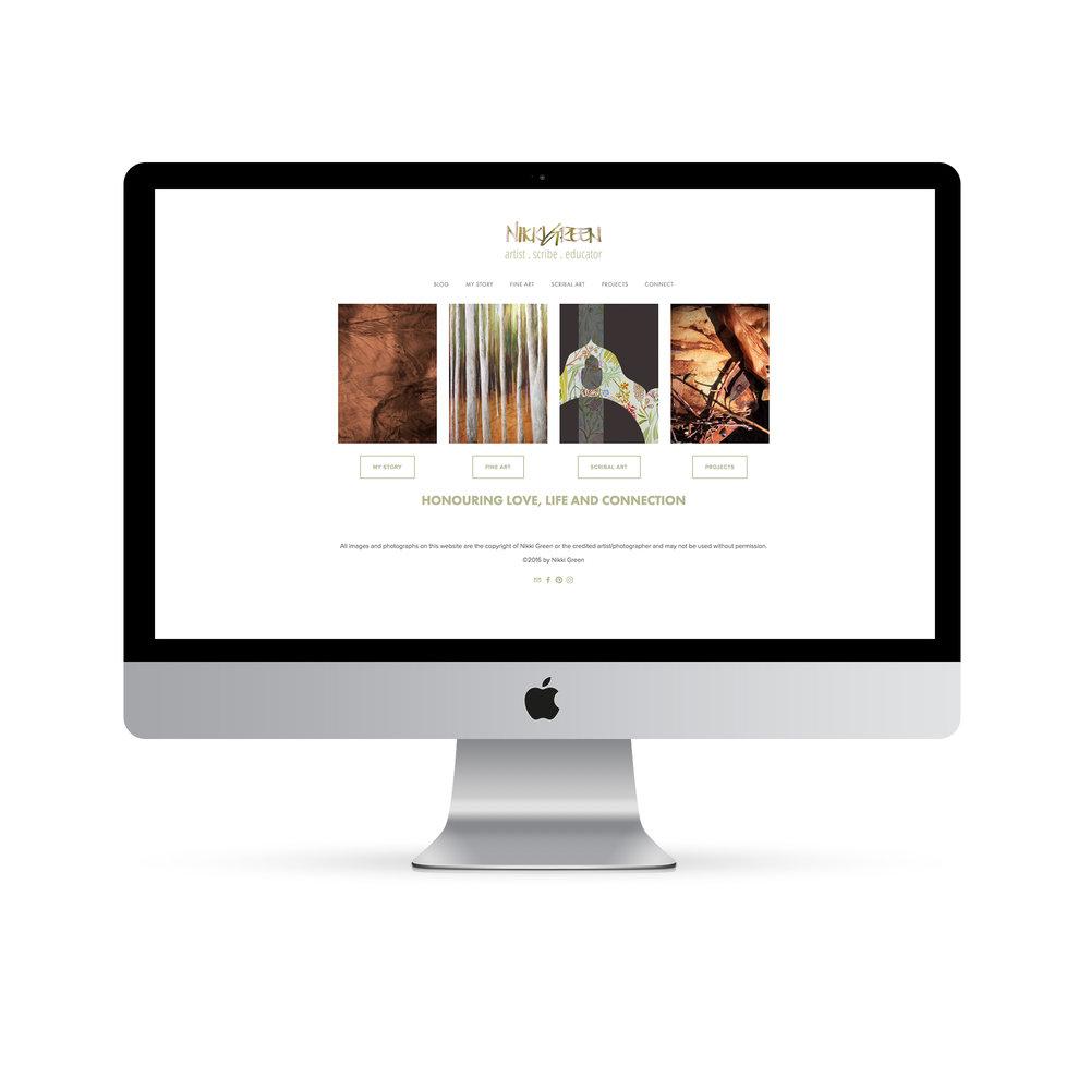 Squarespace Website Design in Perth