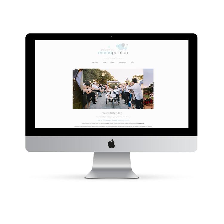 Squarespace website design Australia