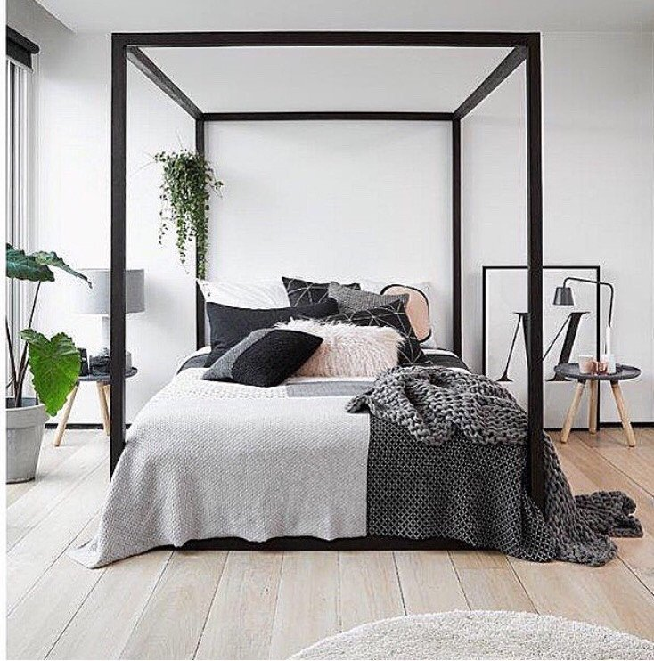 MRD Home Cubic Bed available to purchase through Minted Interiors - email tess@mintedinteriors.com for a quote.