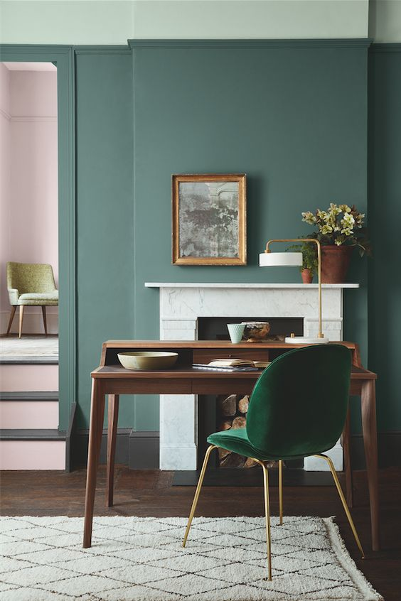 image via Little Greene Look
