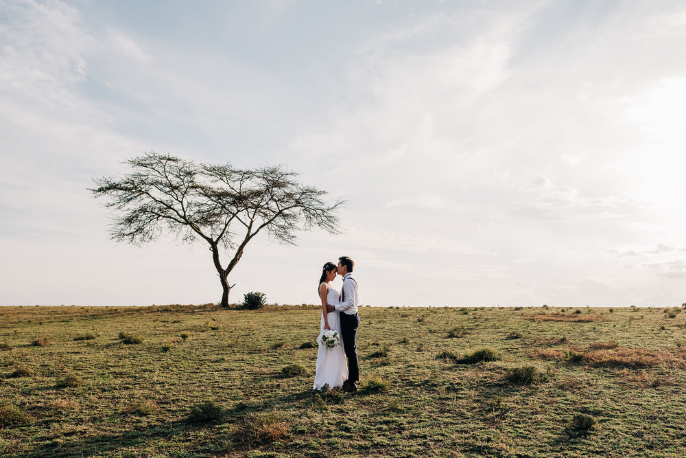 Safari Elopement Kenya