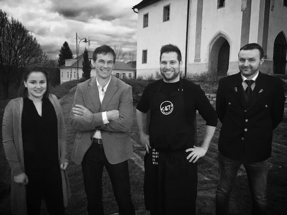 Familie Muster, Manuel Liepert und Christian Strohmaier
