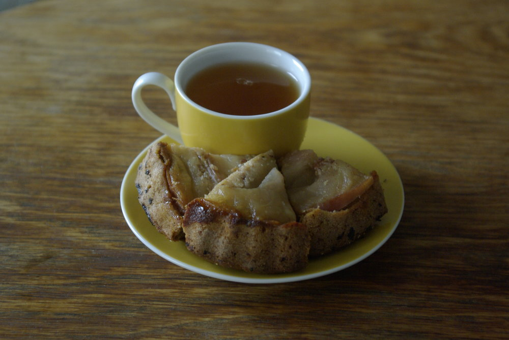 Roiboos Tea Time with Apple Cake The Beauty of Simplicity by Salwa Petersen.jpg
