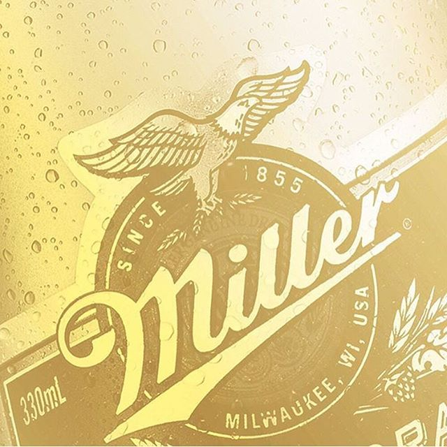 Uncommon will be dripping in gold next week when the @millergenuinedraftaus crew come to melbourne. 🍻 #millergenuinedraft #beer #goodtimes