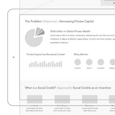 Social Credits Website