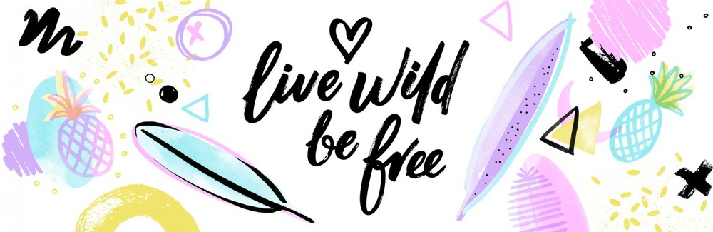 Live Wild Be Free review Delicious Skin