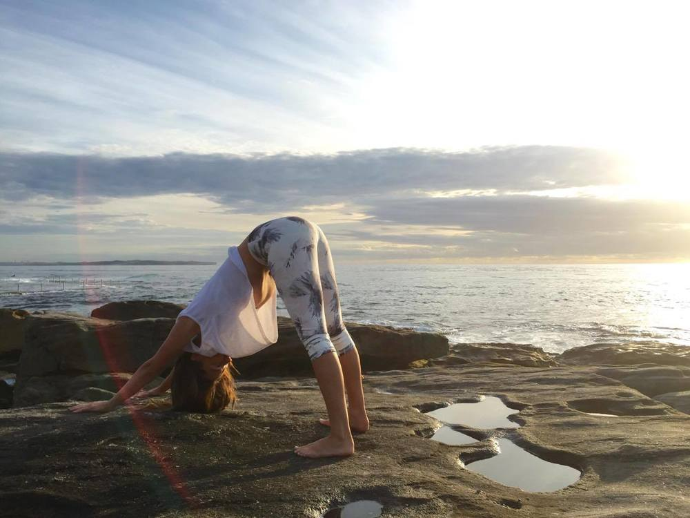Yoga for relaxation, health + self love with Nikki Ayres