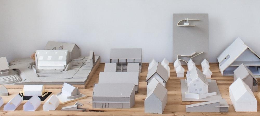 13. Jul 2017 -  Wohnungsbau Reinen  - Modellstudien