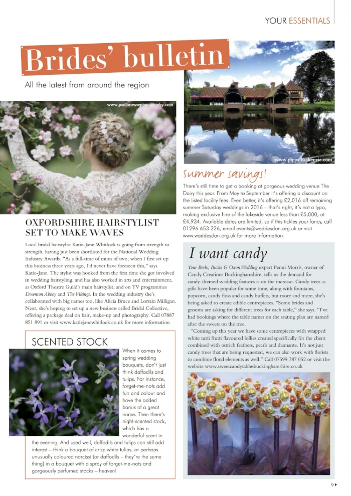 Your Bucks, Berks & Oxon Wedding Magazine