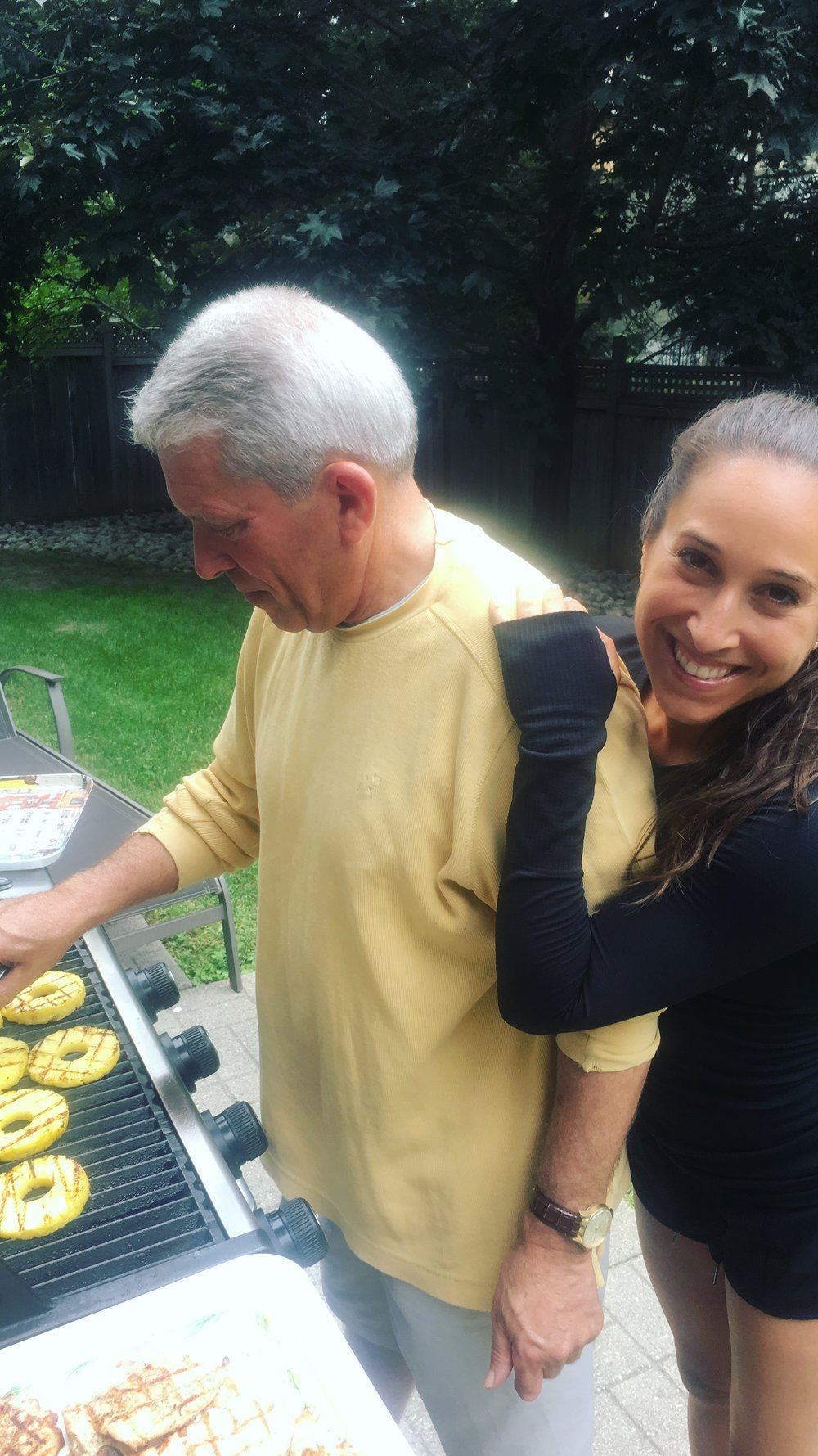 The BBQ Dad - Before going viral as the