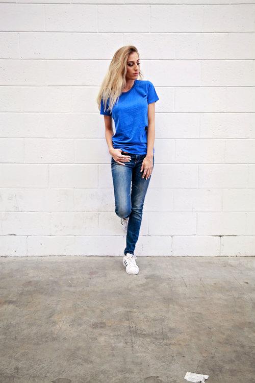 L1 - Ladies Slim T-Shirt