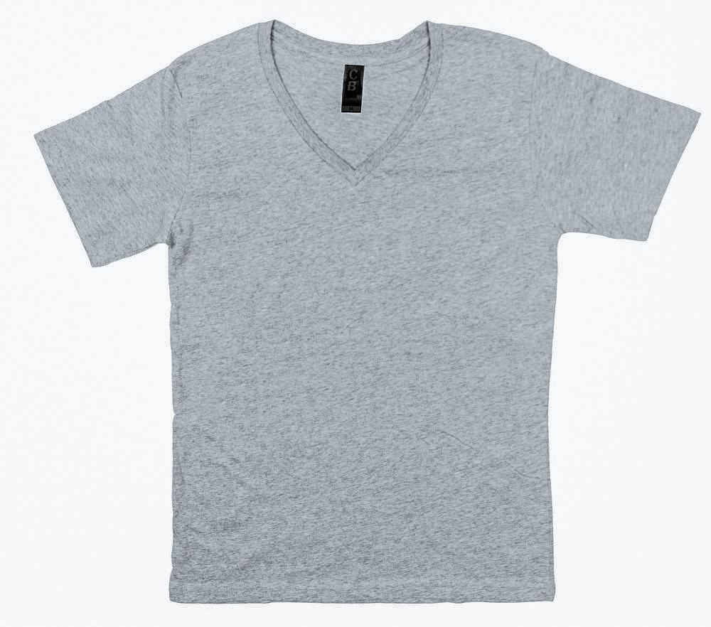 M7 - Mens Vneck Tshirt