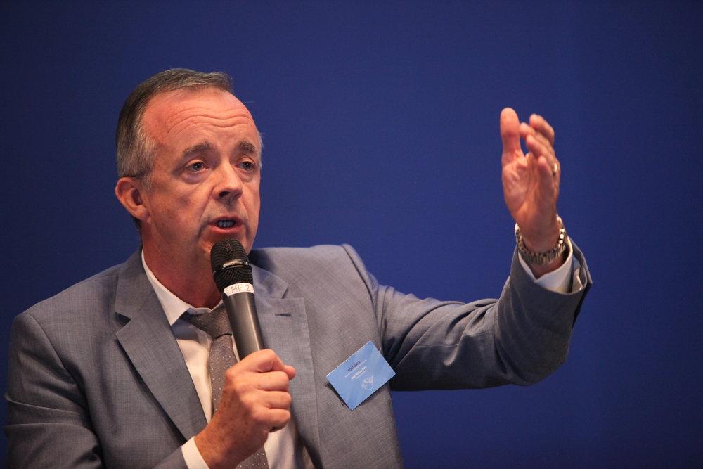 Guy Roulleau : Président de Samsic Facility