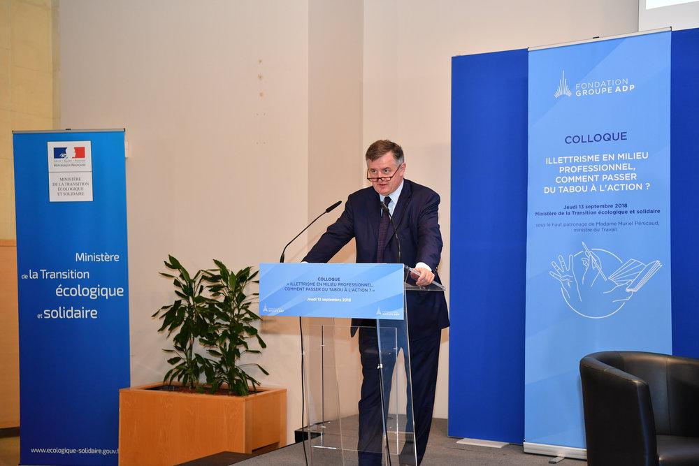 Augustin de Romanet : PDG du groupe ADP