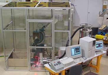 MPM Automatic System Installed on a 300 ft-lb U-Hammer Machine with Vision System