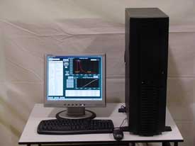MPM Instrumented Data Acquisition (DAQ) System