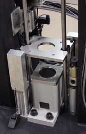 Pneumatic Specimen Clamp for ASTM D3763 Puncture Test