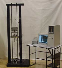 Drop Tower for UN Transportation  Specification Impact Testing