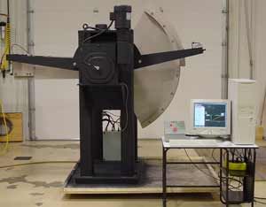 MPM Double Pendulum Machine