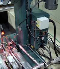 MPM In-Situ Heating & Cooling - Installation for Automatic Test Machine