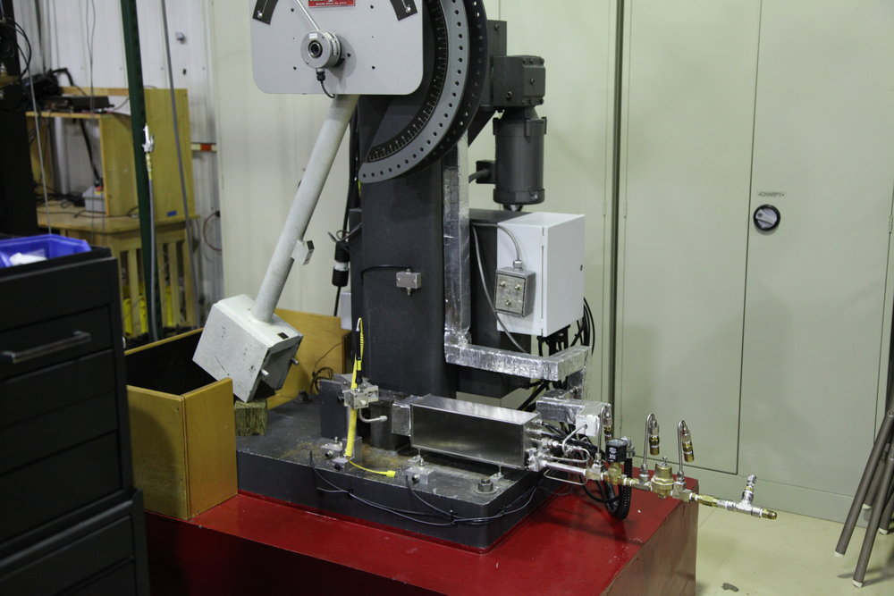 MPM In-Situ Heating & Cooling - Large Capacity Machine Installation (U-Hammer)